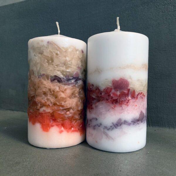 Šventinės žvakės